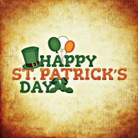 St. Patricks Day, lucky charm, luck, Ireland