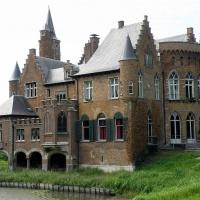 Château de Wissekerke, Flandres
