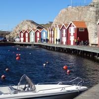 Smögen harbour