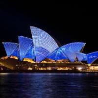 Sydney, Opera House, landmark