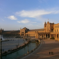 Seville, Plaza de España