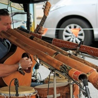 Didgeridoo, all-round entertainer