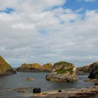Landscape, Coast, Ireland