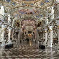 Bibliothek Admont