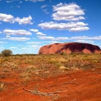 Ayers Rock, Uluru, Outback