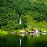 The stunning landscapes of Fjord Norway