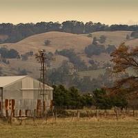 Victoria, rustic farm